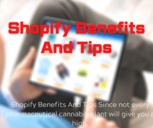 Shopify Benefits And Tips