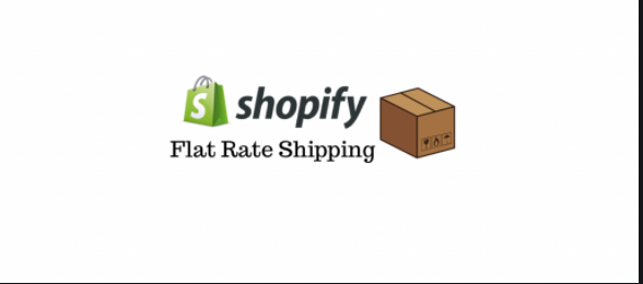 Shopify Flat Rate Shipping