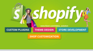How to Make a Shopify Store